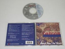 OREGON/ALWAYS, NEVER, AND FOREVER(VBR 2073 2) CD ALBUM