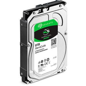 "HDD Festplatte Seagate BarraCuda 8TB, 3.5"", SMR Chia Fast Shipment"