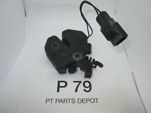 2007 VOLVO XC90 FRONT RIGHT SIDE HOOD LATCH LOCK USED 9483765