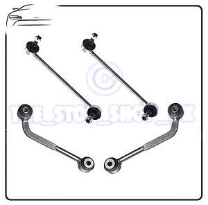 For Mercedes Benz C-Class Sport Front & Rear Anti Roll Bar Drop Link Rods Bars
