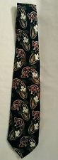 Mickey Mouse Paisley Neck Tie Mickey Unlimited Disney Blue