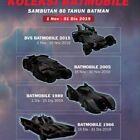 Caltex Batman 2019 Complete Set of 4