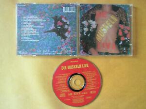 Schliessmuskel - Live (CD)