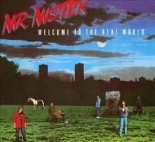 Mr. Mister - Welcome to the Real World [Digipak]   (CD Friday Music) Mint Cond.