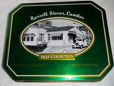 "RUSSELL STOVER CANDIES TIN ""1931 COLLECTION""  TIN"