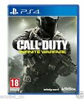 Call of Duty Infinite War Standard Edition COD PlayStation 4 Game PS4 NEW SEALED