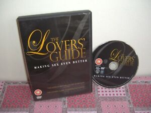 The Lovers' Guide Making Sex Even Better DVD