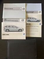 08 2008 Volvo V70 owners manuals