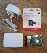 More details for raspberry pi 3 model b starter kit / bundle