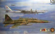 1/48 Northrop F-5F Two seat Tiger II Model Kit by AFV Club