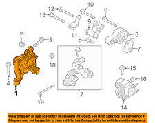 MAZDA OEM 14-15 CX-5-Engine Motor Mount Torque Strut GJL339060