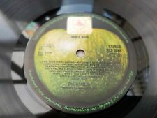 BEATLES Abbey Road UK EXPORT ODEON Gold sticker LP Apple Mis-Aligned  Black rare