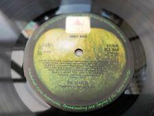 BEATLES Abbey Road UK EXPORT ODEON Gold sticker LP Apple Mis-Aligned Black rare