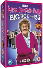 MRS BROWNS BOYS Complete Big Box Series 1 2 & 3 + Xmas Specials Brown's NEW DVD