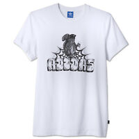 Adidas Originals Ardilla Camiseta de Hombre Camiseta Ardilla S19110 Blanco XS-XL