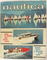 NAUTICA mensile internazionale di navigazione Anno III n° 27 Maggio 1964 Buono