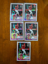2018 Topps Update Shohei Ohtani Silver Pack 5 Card RC Lot #145