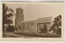 Norfolk Carte Postale - Ranworth Église (A454)