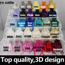 32 Colour Wedding Birdal Dolly Bag Handbag Bags for Bridesmaid Flower Girl Dress Royal Blue