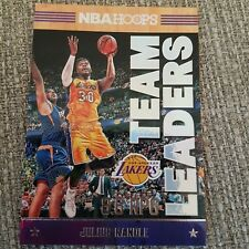 2017-18 Panini NBA Hoops TEAM LEADERS - Julius Randle