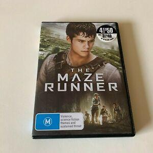The Maze Runner DVD