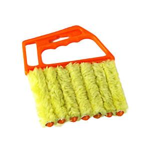Venetian Blind Cleaner 7 Brush Window Brush Microfiber Window Shutter Cloth Tool
