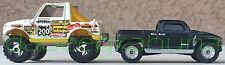 Jeep & Hummer H3T - 2004 - Two Die-Cast Vehicles