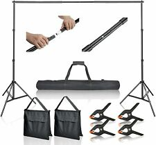 Emart Photo Video Studio Backdrop Support System Kit with Carry Bag EM-BS2030