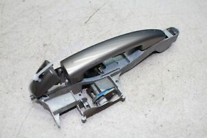 Peugeot 208 Bj.13 Door Handle Exterior Front Left 9680168680 Colour Grey Kcld