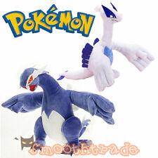 """2X Pokemon Center  11"""" Lugia & 12"""" Mega Shadow Lugia So Cool Stuffed Plush Doll"""