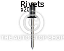 Rivets Nail 2,9 Use With Seat Fasteners 5MM  Renault Sandero etc 20 Pack 4077re