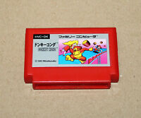 Empty Case Donkey Kong 1983 Nintendo HVC-DK Famicom Family Game Boy Advance