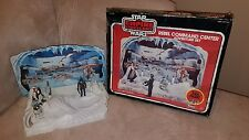 1981 Vintage Star Wars Rebel Command Center Adventure Set COMPLETE W/ BOX