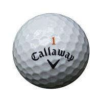 40 Callaway HEX Warbird Golfbälle im Netzbeutel AAA/AAAA Lakeballs Bälle Golf