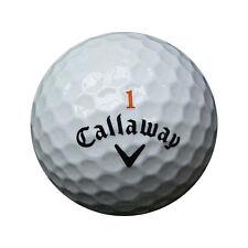 200 Callaway Hex Warbird Golfbälle im Netzbeutel  AAA/AAAA Lakeballs 4x 50 Bälle