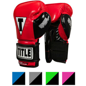 Title Boxing Gel Glory Super Bag Gloves