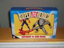Hasbro DC Super Heroes - Superboy versus King Shark
