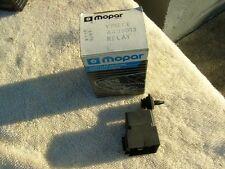 NOS Mopar 4439013 A/C COMPRESSOR RELAY AIR COND