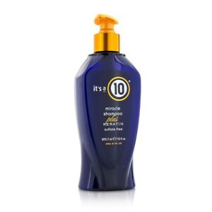NEW It's A 10 Miracle Shampoo Plus Keratin (Sulfate Free) 295.7ml Mens Hair Care