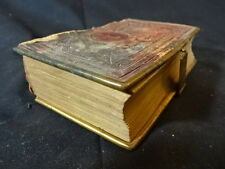 Old Vtg Holy Bible Oxford Printed At The University Press Paternoster Row London
