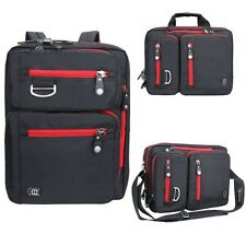 "17.3""Laptop Briefcase Backpack Rucksack School Business Travel Shoulder Bag Case"