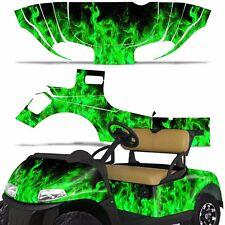 EZ Go Freedom RXV Golf Cart Graphic Kit Sticker Wrap Decal EZGO 2014+ ICE GREEN