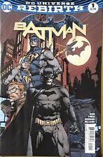 Batman 1 (2016) BATMAN REBIRTH NM