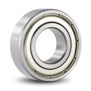 6001-ZZ ~ Premium Metal Shielded Ball Bearing ~ 12 x 28 x 8 ~ 6001zz