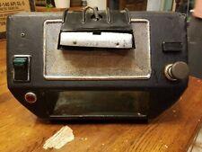 1974 Mg Midget Radio Console - radio not included