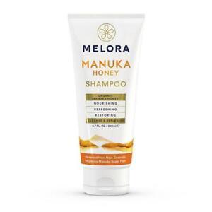 Melora Organic Manuka Honey Shampoo 200ml