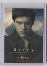 THE TWILIGHT SAGA ECLIPSE TRADING CARD Xavier Samuel as Riley #96