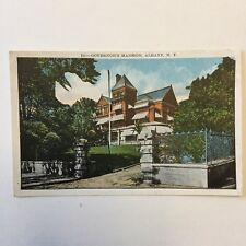 Governor's Mansion Albany New York Uncirculated Postcard