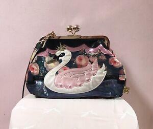 Irregular Choice Swan Lake Shoulder Bag RARE