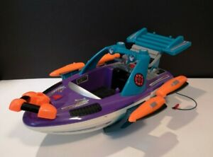 Fisher Price Rescue Heroes Quick Response Hydrofoil
